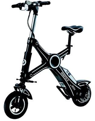 E-Scooter zwart