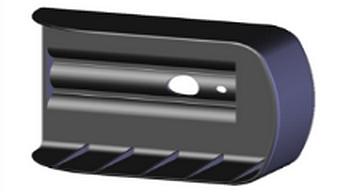 uebler e-1521-5 beschermkap